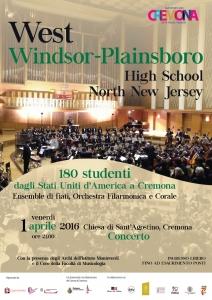 Concerto West Windsor-Plainsboro High School