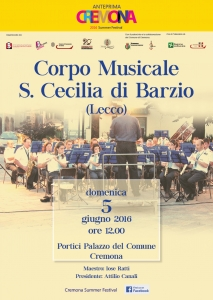 Concerto Corpo di S.Cecilia
